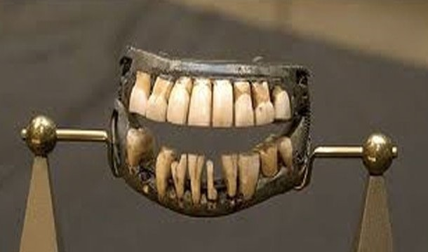 gearge-washington-dentures